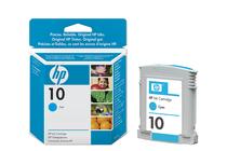 Оригинални мастила и глави за мастиленоструйни принтери » Мастило HP 10, Cyan