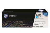 Оригинални тонер касети и тонери за цветни лазерни принтери » Тонер HP 824A за CP6015/CM6030, Cyan (21K)