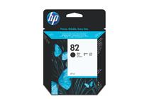 Оригинални мастила и глави за широкоформатни принтери » Мастило HP 82, Black (69 ml)