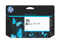 Оригинални мастила и глави за широкоформатни принтери » Мастило HP 70, Matte Black (130 ml)